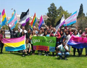 SoCal GSA Activist Camp