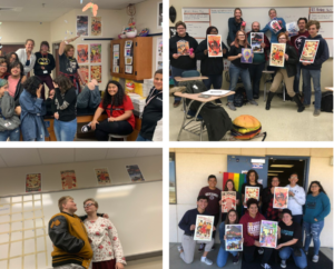 LGBTQ youth participate in GSA Day for Gender Justice 2019