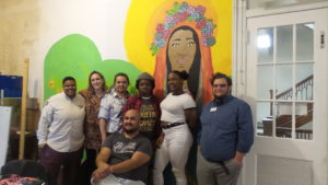 Southeast partners attend a Regional Organizing Convening in October 2019