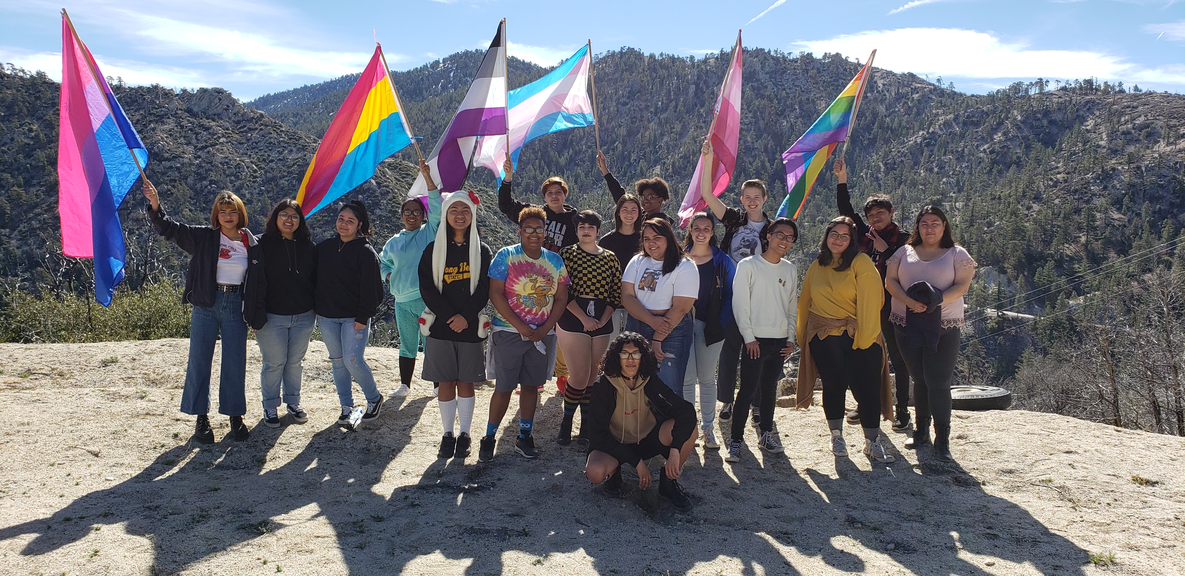 Youth Council Spring Retreat