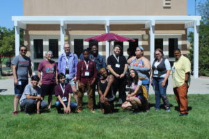 Trans and queer youth organizers from the Southeast