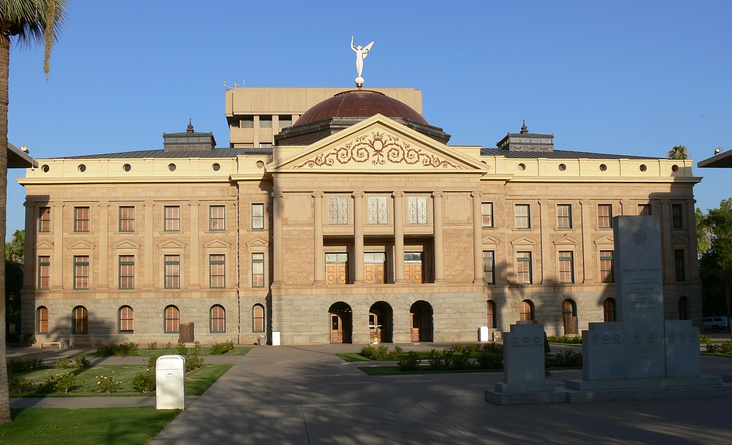State Capitol building in Arizona